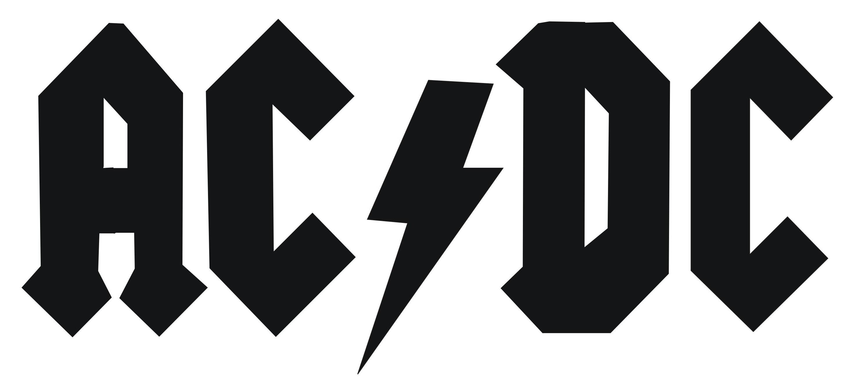 Ac Dc Art : Ac dc clipart clipground