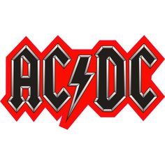 ACDC poster.