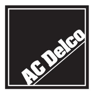 ACDelco logo, Vector Logo of ACDelco brand free download.