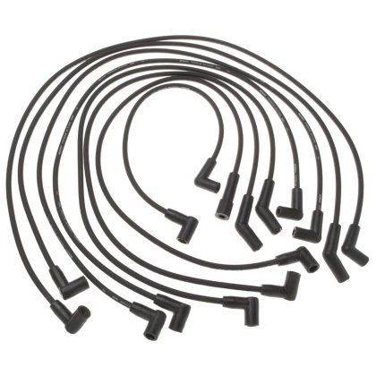Details about AC Delco Spark Plug Wires Set of 8 New for Chevy Olds  Suburban 908T.