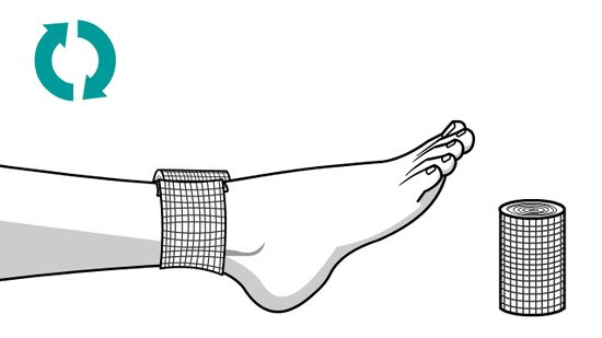 How to Treat and Wrap a Sprained Ankle: Expert First Aid Guide.