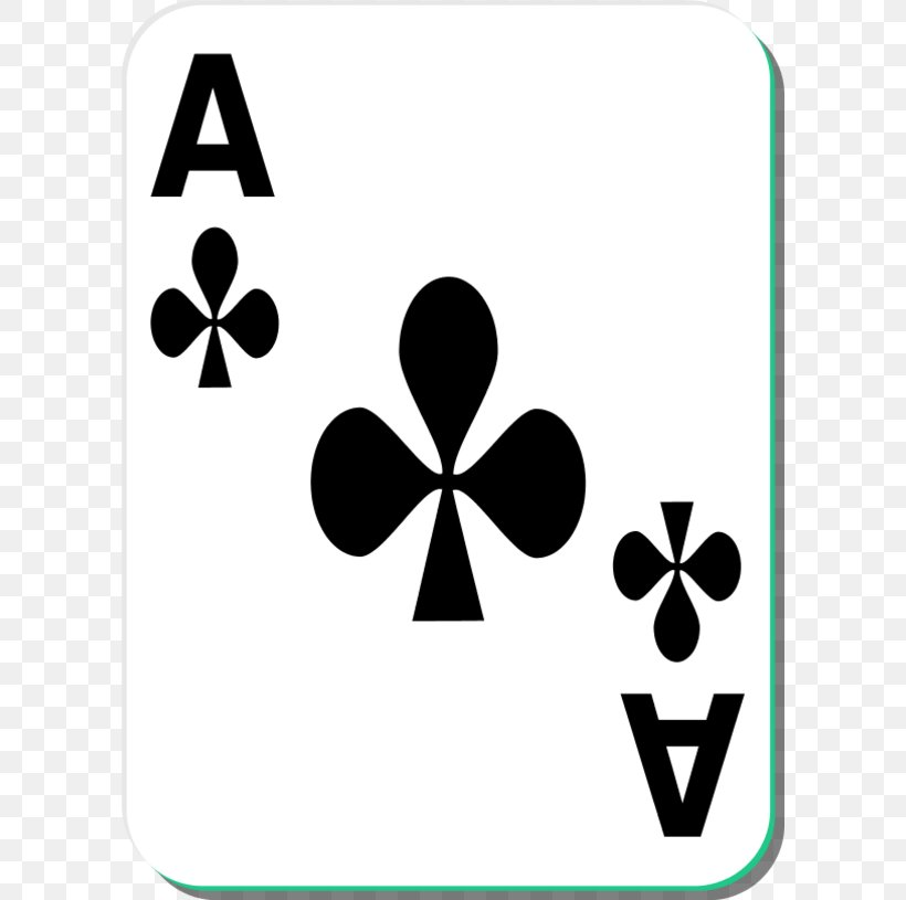 Playing Card Ace Of Spades Clip Art, PNG, 600x815px, Playing.