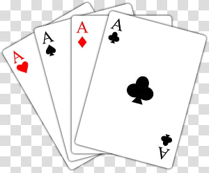 King of Hearts Playing card Ace, ace card transparent.