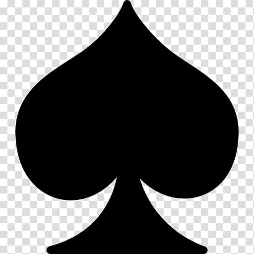 Ace of spades Computer Icons Playing card, symbol.
