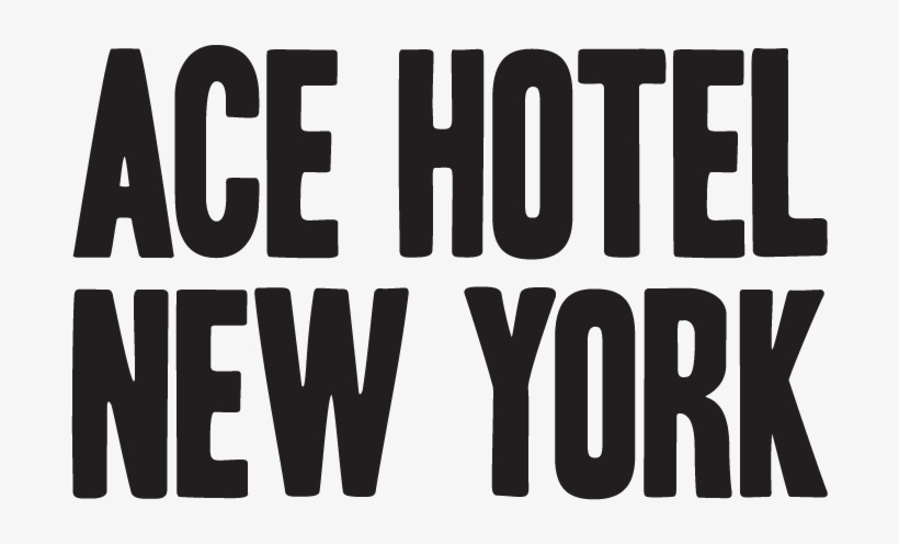 Ace Hotel New York.