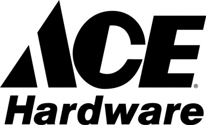 ACE hardware logo.