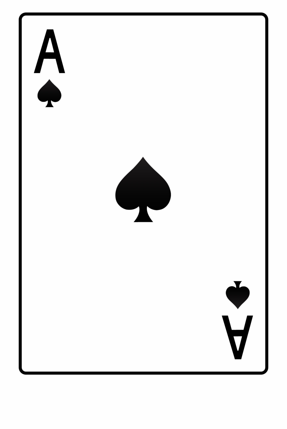 Ace Card Png File Ace Playing Card Png.
