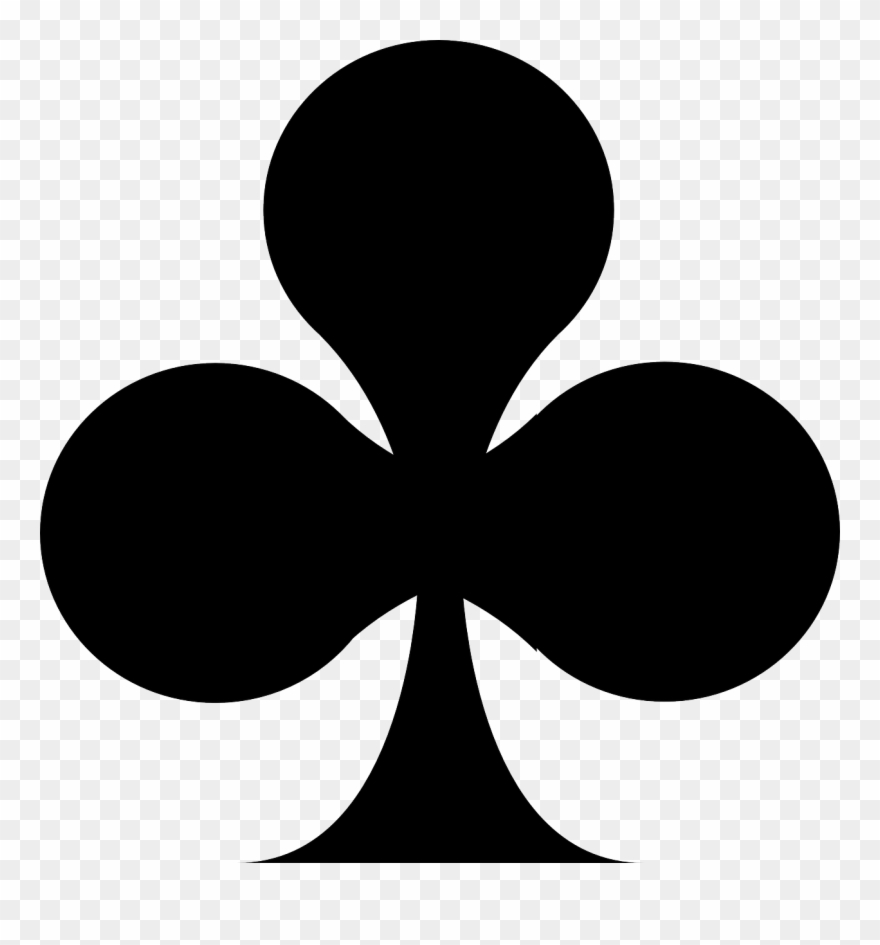 Ace Of Clubs Logo Clipart (#524869).