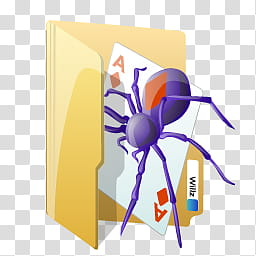 Aero, Ace of Diamonds playing card illustration transparent.