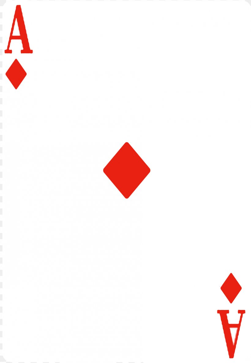 Playing Card Ace Of Hearts Suit Ace Of Spades, PNG.