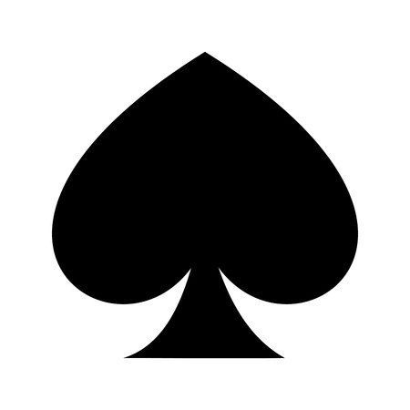 Ace of spades clipart » Clipart Portal.
