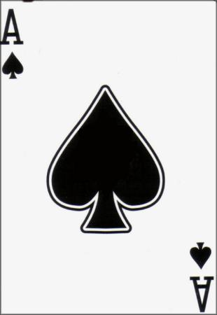 Free Ace Of Spades, Download Free Clip Art, Free Clip Art on Clipart.