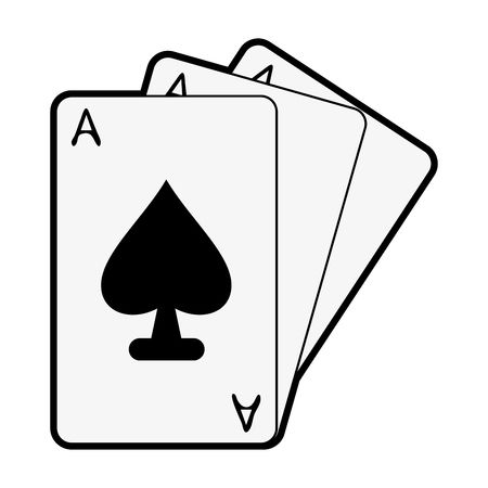 7,816 Ace Of Spades Stock Illustrations, Cliparts And Royalty Free.