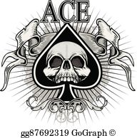 Ace Of Spades Clip Art.