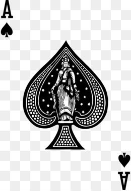 Ace Of Spades PNG.