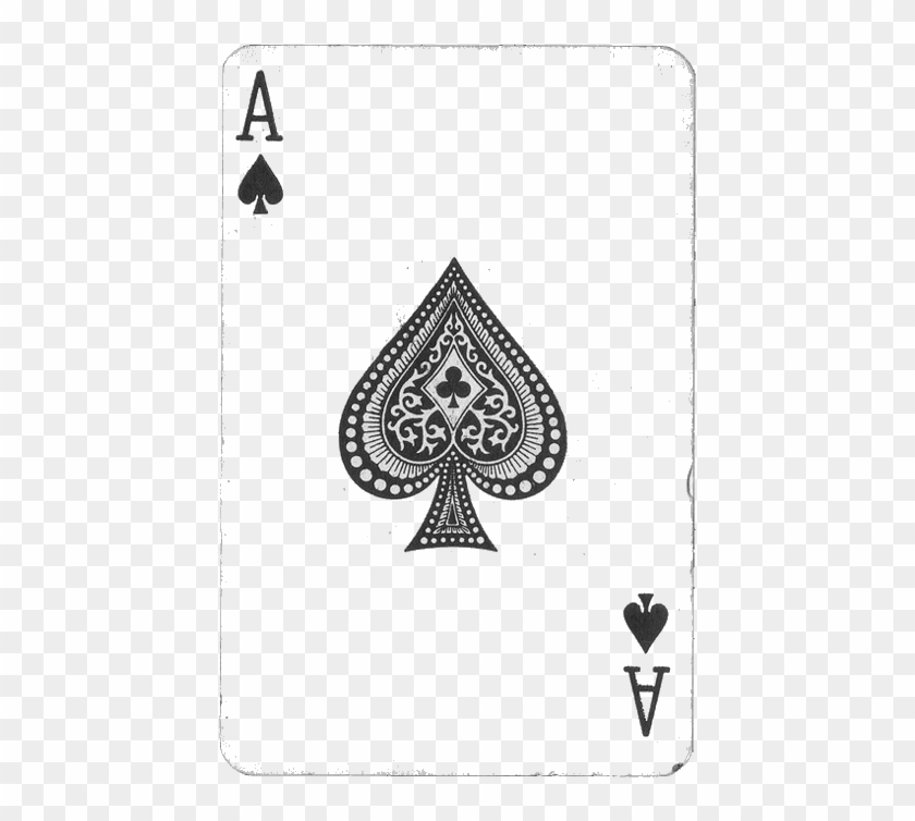 "Ace Of Spades ""."