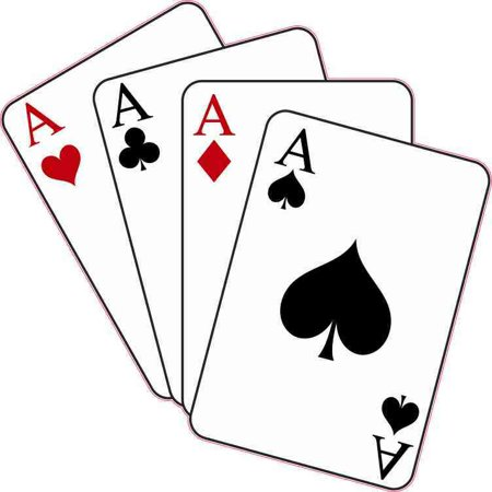 Cards clipart aces, Cards aces Transparent FREE for download.