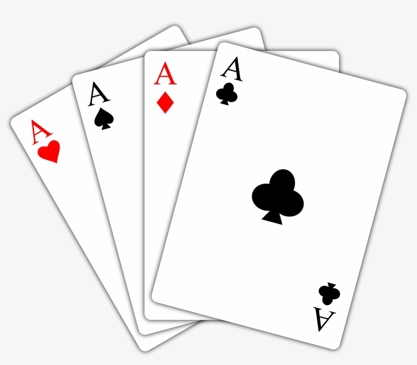 Clip Art Transparent Download Ace Playing Card Png.
