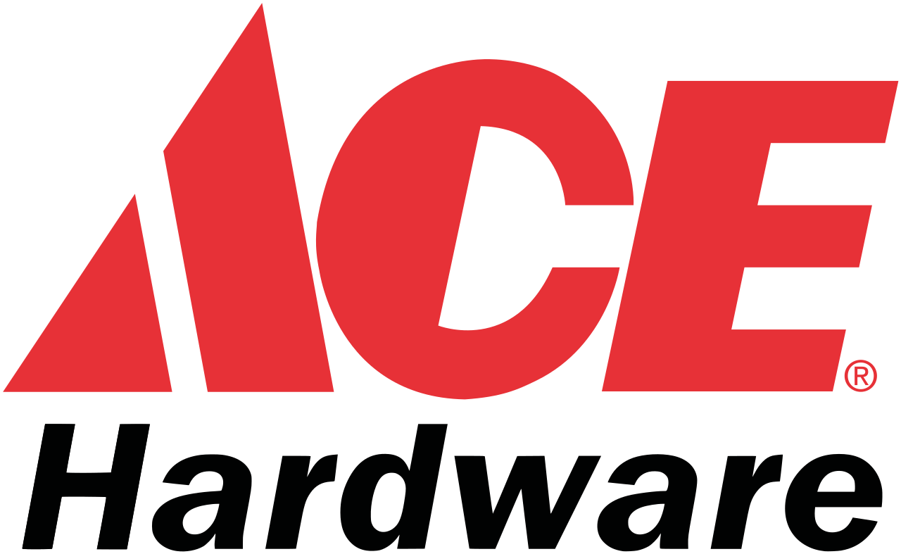 Ace Hardware Logo transparent PNG.