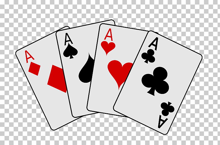 Playing card Ace Standard 52.