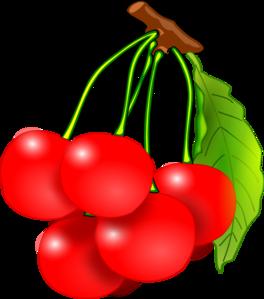 Cherry clipart #CherryClipart, Fruit clip art photo.