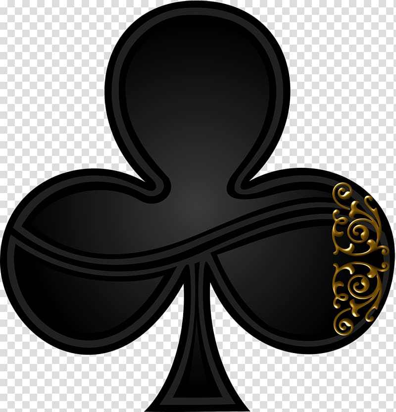 Playing card Suit Symbol Ace , acorn transparent background.