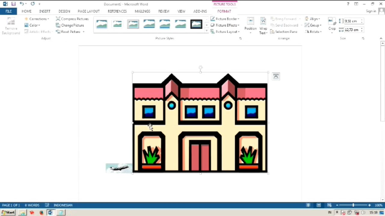 How To Insert Clipart Offline In Office 2013.