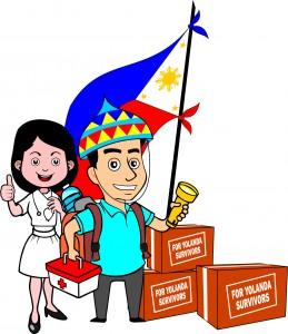 Filipino Citizenship Clipart.