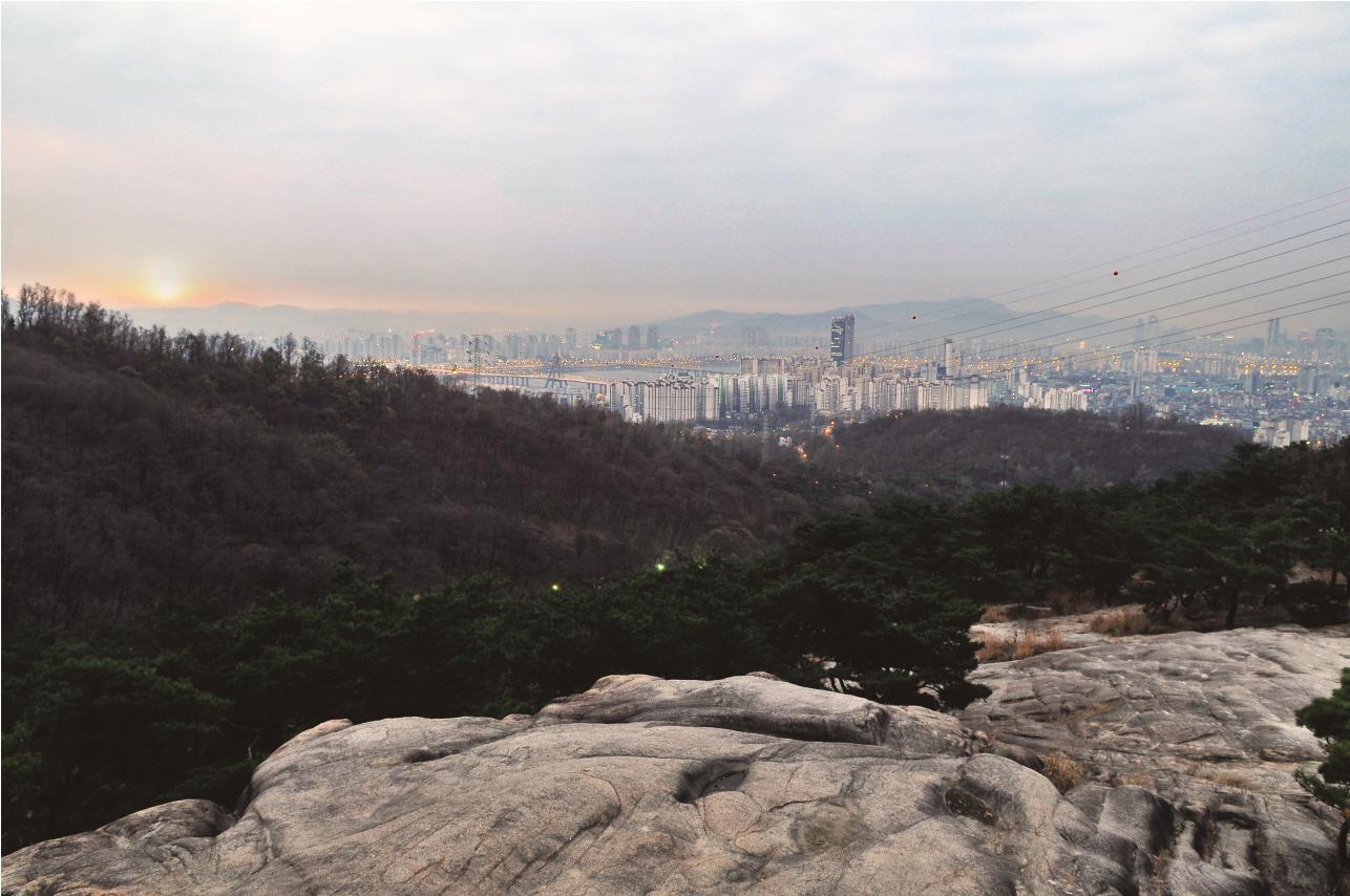 Mt. Achasan.