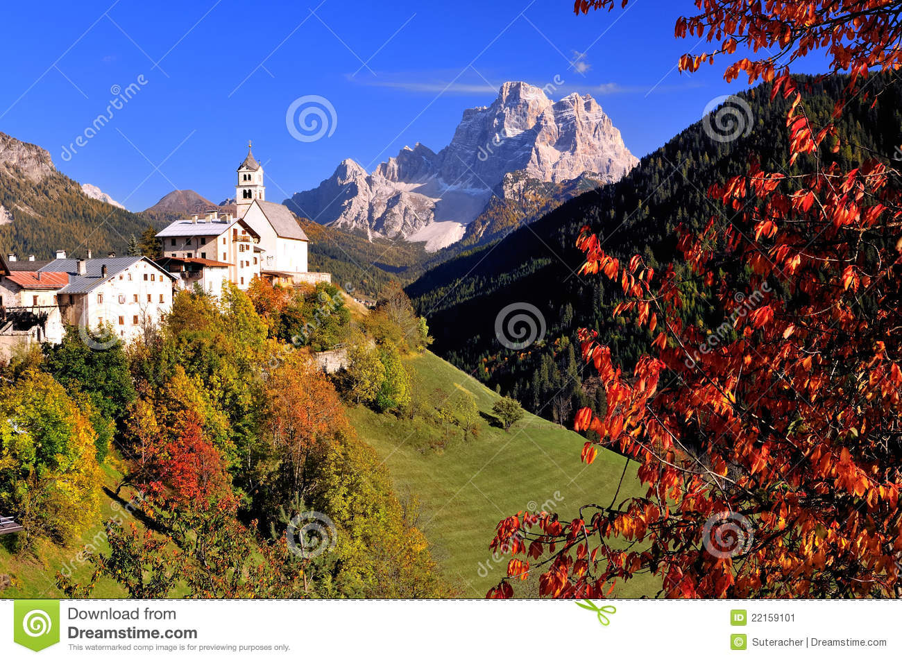 Chapel Tirol Stock Photos, Images, & Pictures.