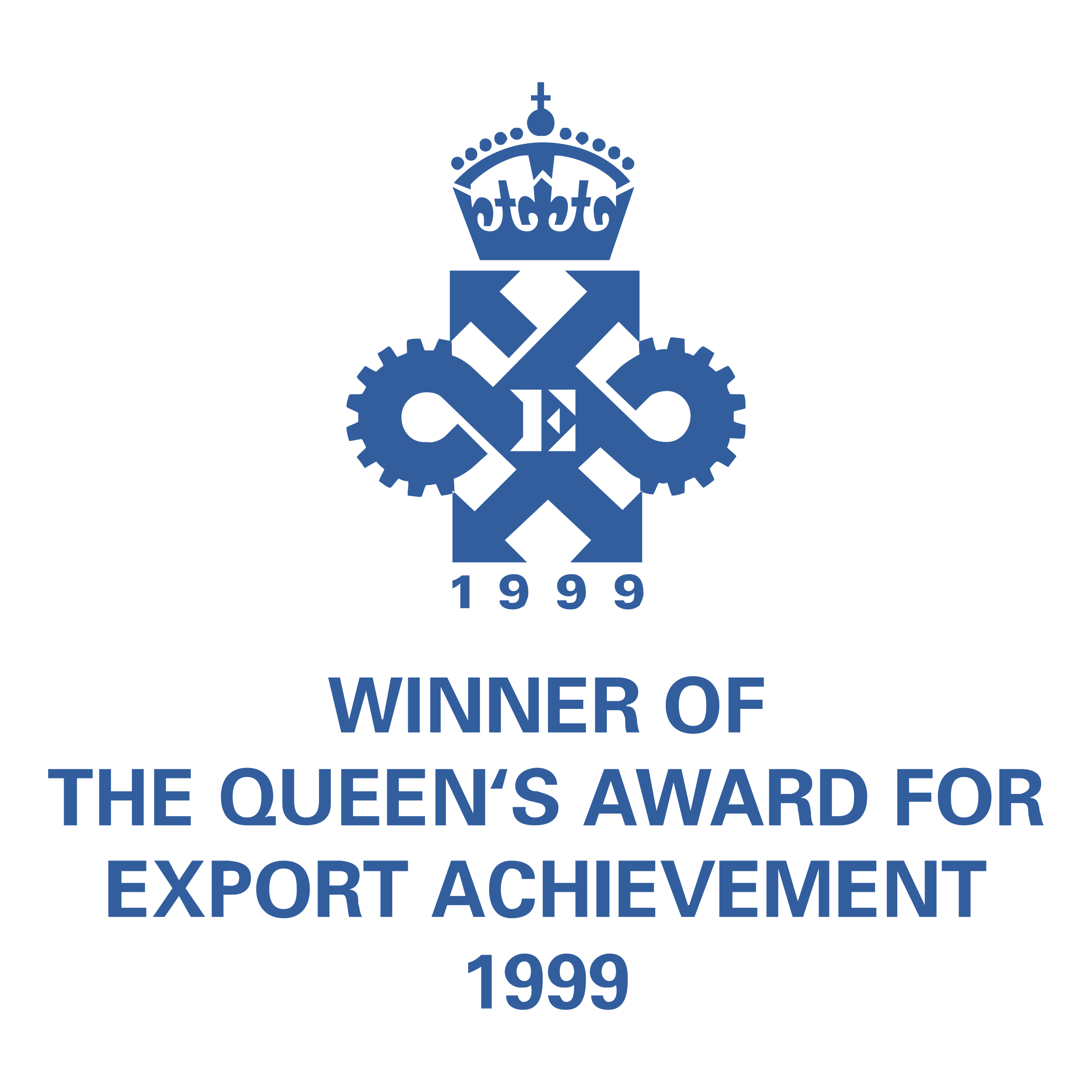 Queen Award For Export Achievement Logo PNG Transparent & SVG Vector.