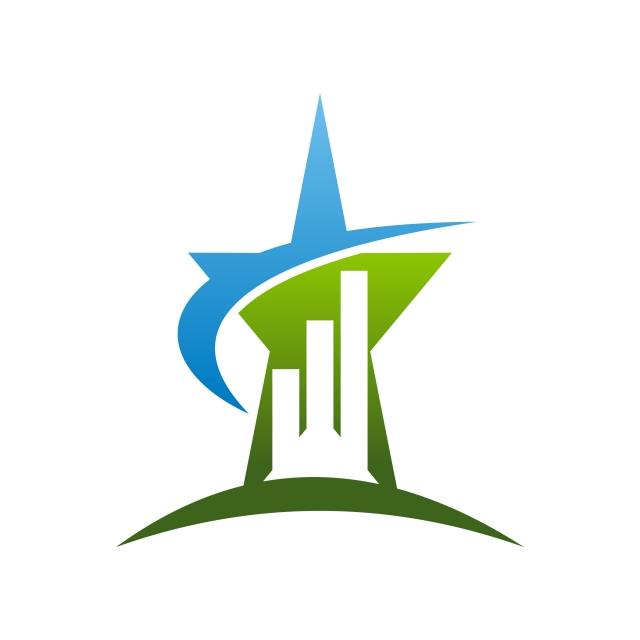 Business Success Logo Design Template Vector, Abstract, Achievement.