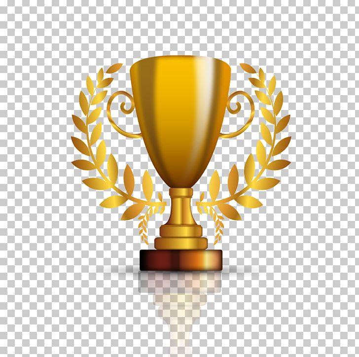 Trophy Gold Medal Award Prize PNG, Clipart, Achievement.