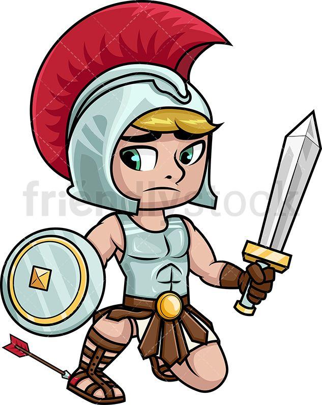 Achilles Hero Of The Trojan War.