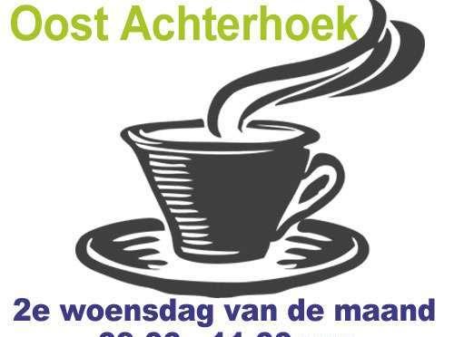 1e Open Coffee Oost Achterhoek bij scc Den Diek.