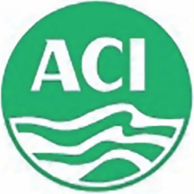 ACI's earnings sinking.