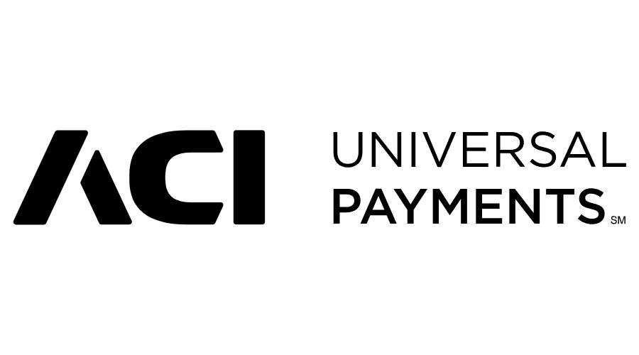 ACI Worldwide Universal Payments Vector Logo.