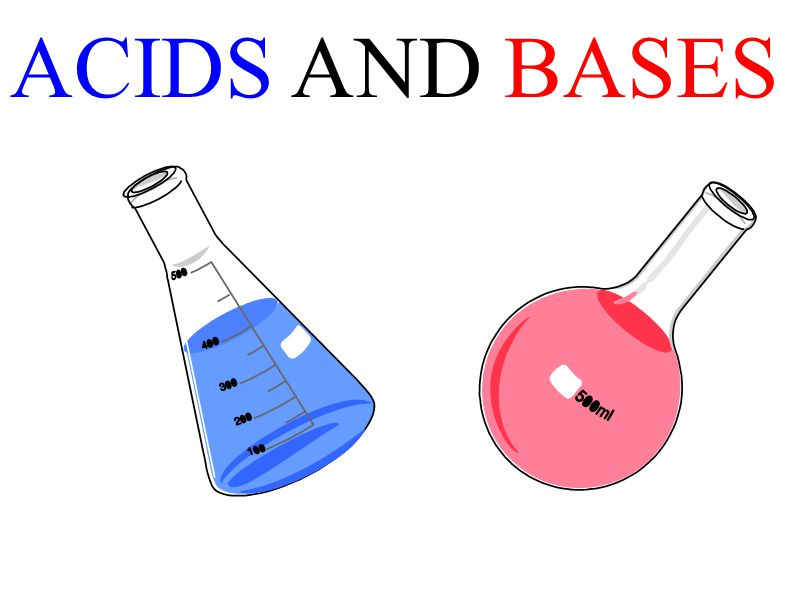 ACIDS AND BASES. HA + H 2 O base acid H 3 O + + A.