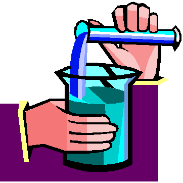 Acids bases and salts clipart.