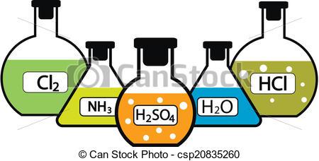 Hydrochloric acid Vector Clip Art Illustrations. 20 Hydrochloric.