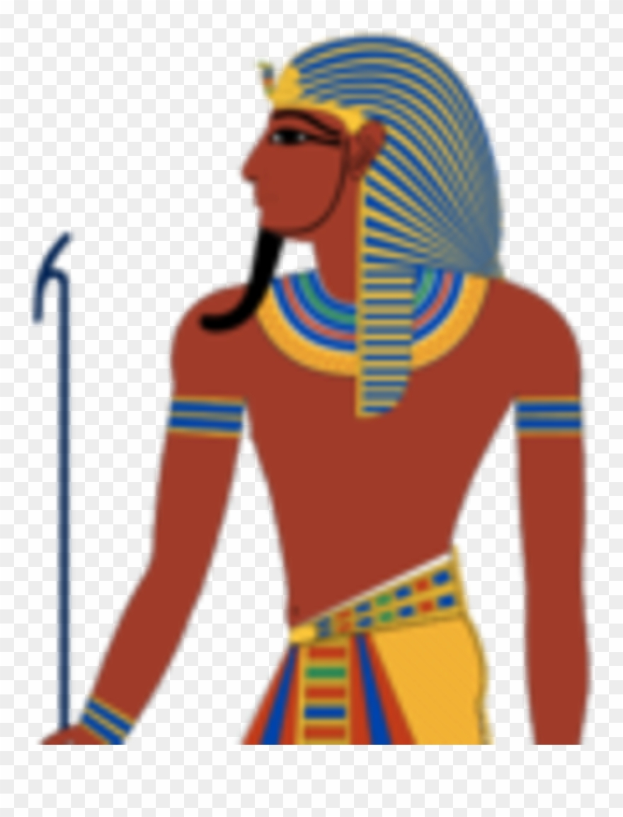 Ancient Egyptian God Clothing Clipart (#4198204).