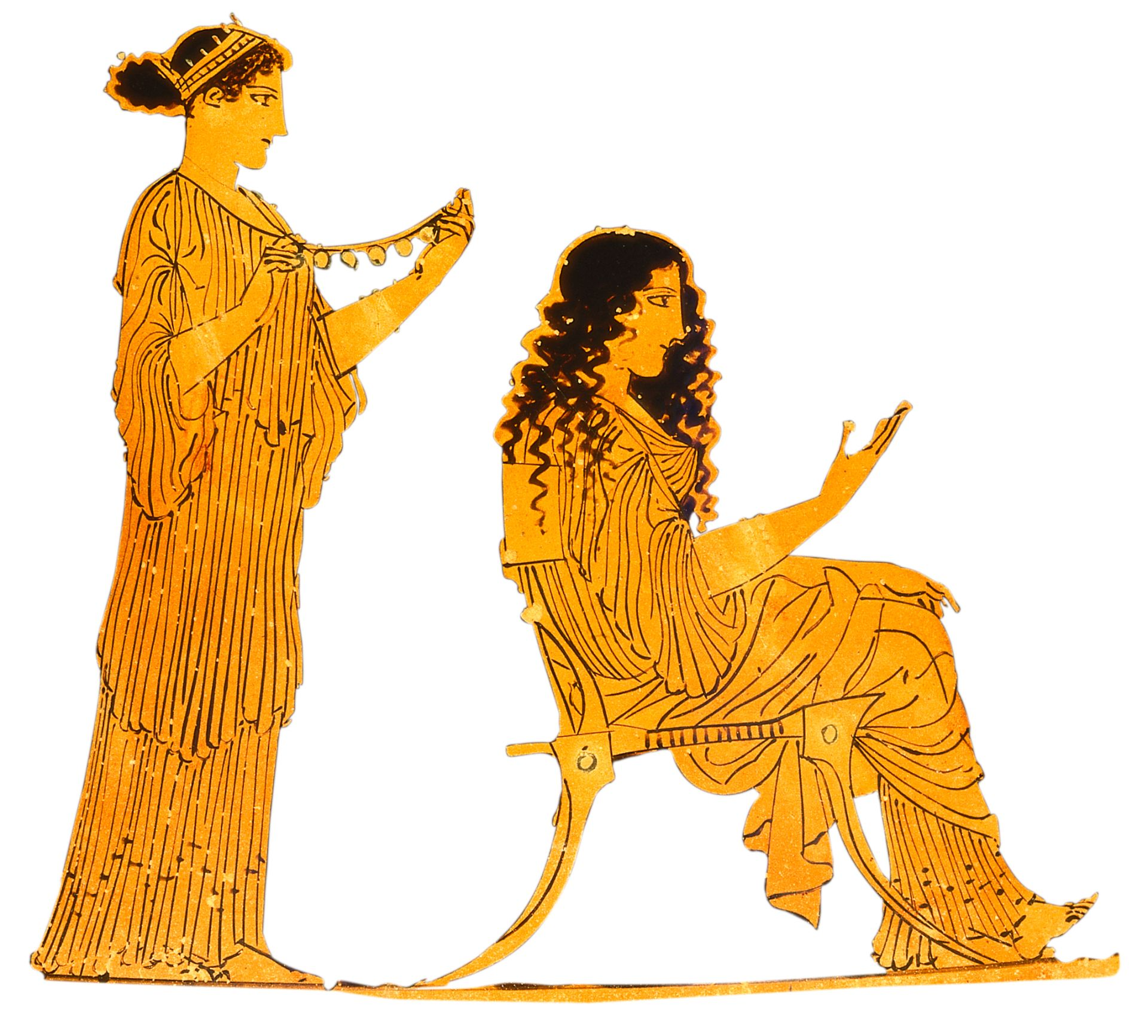 Ancient Greek Women.