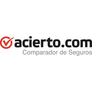 Acierto.com logo, Vector Logo of Acierto.com brand free download.