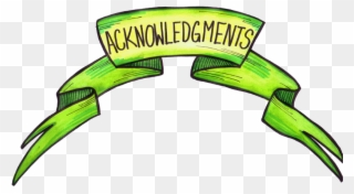 Free PNG Acknowledgement Clip Art Download.