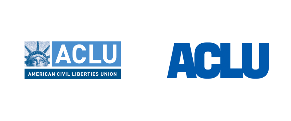 Brand New: New Logo and Identity for ACLU by Open, Co:Collective.