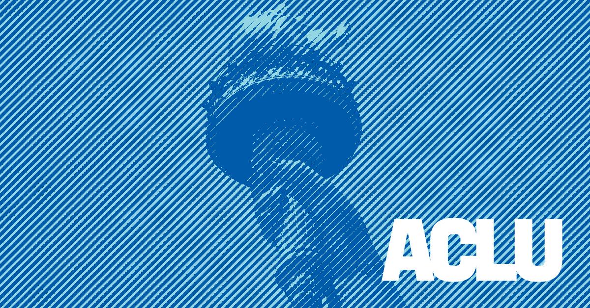 American Civil Liberties Union.