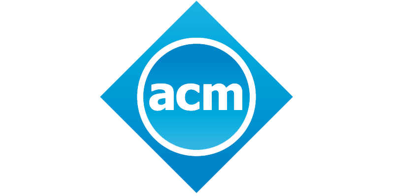 Meaning ACM logo and symbol.