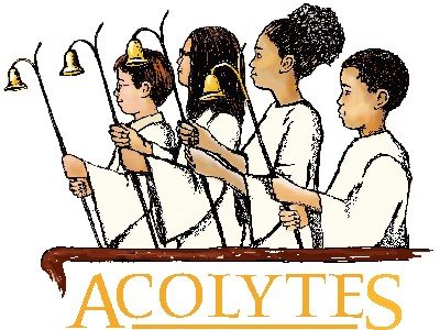 Acolyte Cliparts.