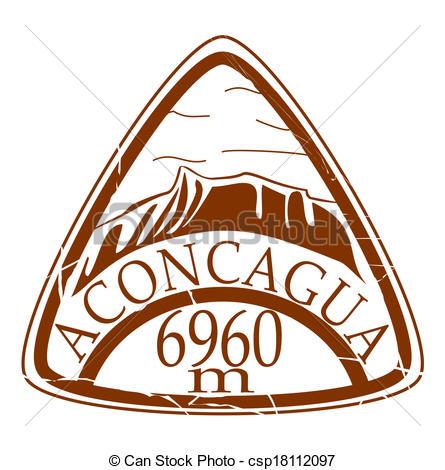 Aconcagua clipart #16