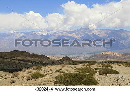 Stock Photo of Aconcagua mountain k3202474.